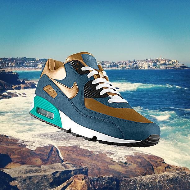 0f92027c5a6 nike. Nike s cool new NikeiD campaign to promote its customizable shoes  lets Instagram ...