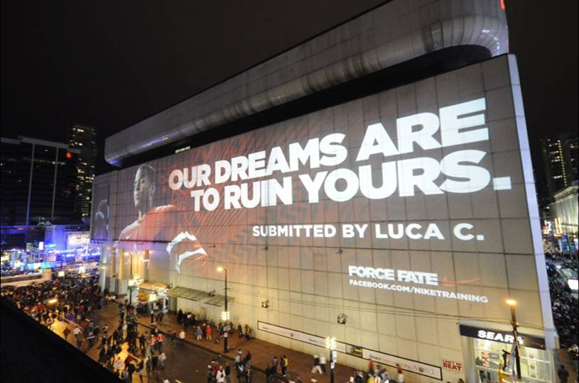 Nike Social Media Story – A Pure Marketing Inspiration