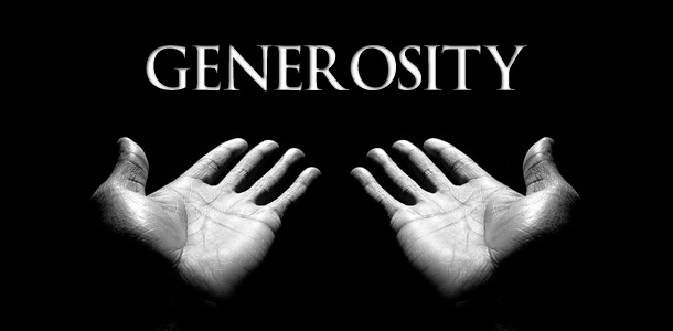 Generosity As A Business Practice