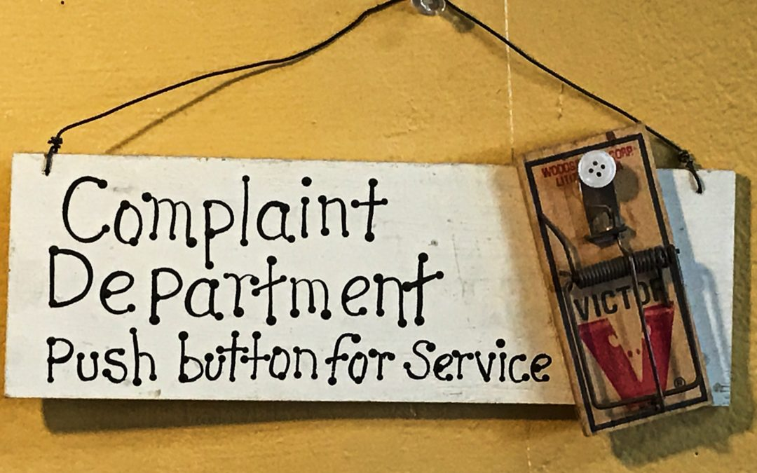 3 A's of Resolving Social Customer Complaints